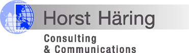 Horst Häring - Consulting & Communications